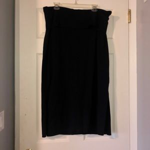 Great Condition Stretch Maternity Skirt